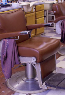 Hairdresser's Chair
